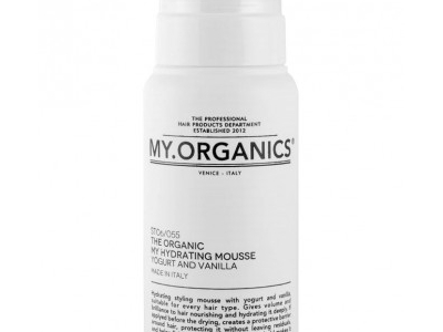 My hydrating mousse foam