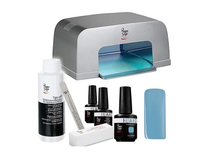 kit e lade uv per nail e unghie vanity care