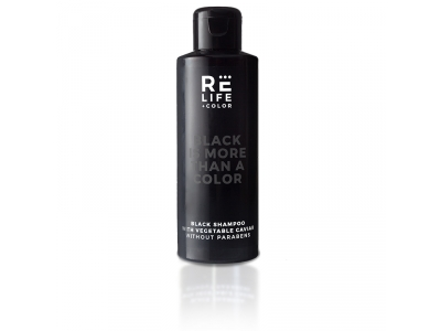 Shampoo Relife Black